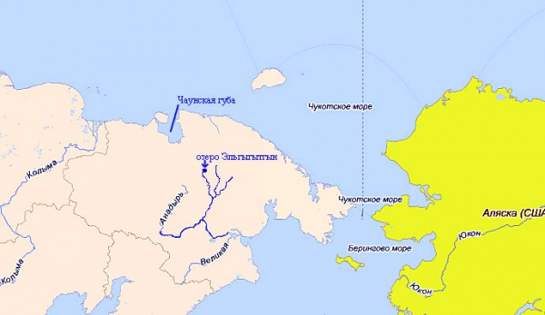 Elg-map